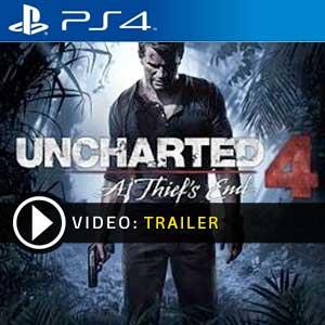 Acquista PS4 Codice Uncharted 4 A Thiefs End Confronta Prezzi