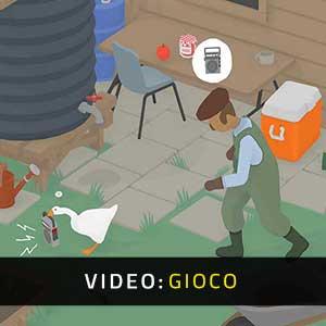 Untitled Goose Game Video del gioco