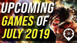 Giochi in uscita a luglio 2019