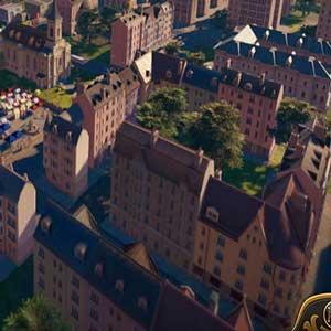 Urban Empire Costruzione della città