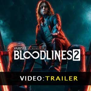 Vampire The Masquerade Bloodlines 2 Video del rimorchio