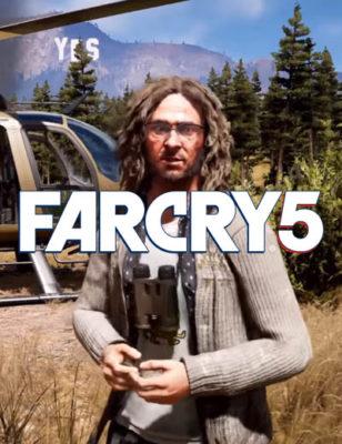Guarda il video del gameplay di Far Cry 5 con Larry Parker