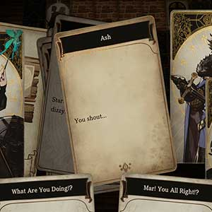 Voice of Cards The Isle Dragon Roars Ash