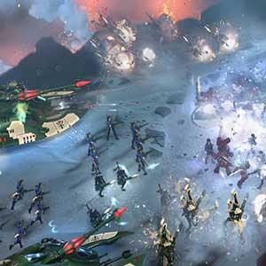 Warhammer Collosal Battle