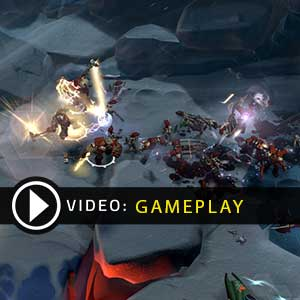 Warhammer 40K Dawn of War 3 Video Gameplay