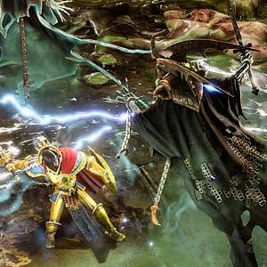 Warhammer Age of Sigmar Storm Ground barriera