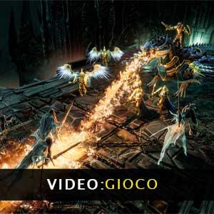 Warhammer Age of Sigmar Storm Ground video di gioco