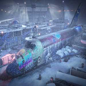 Wasteland 3 - veicolo degno della neve