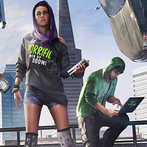 Watch Dogs 2 Squadra DedSec