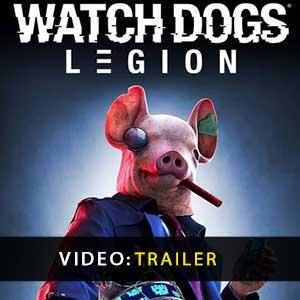 Watch Dogs Legion Video del rimorchio