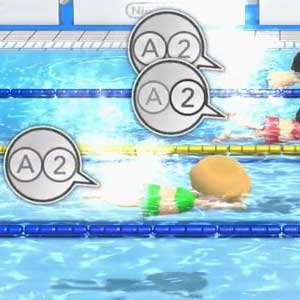 Wii Party U Nintendo Wii U Nuoto