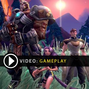 WildStar Gameplay Video