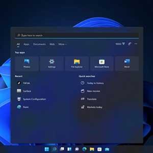 Windows 11 Pro OEM Menu Di Avvio