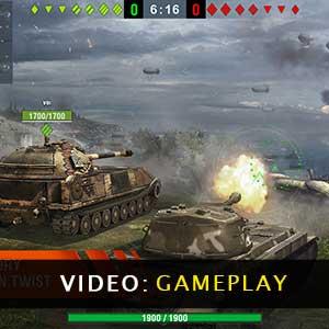 World of Tanks Blitz Video di gioco