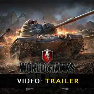 World of Tanks Blitz Video del rimorchio