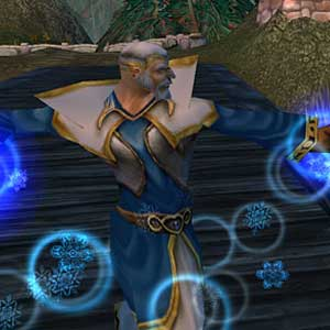 Gamecard World Of Warcraft 60 Days Prepaid Time Card Europe Mage