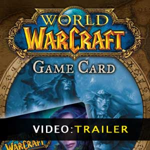 Gamecard World Of Warcraft 60 Days Prepaid Time Card Europe Video del rimorchio