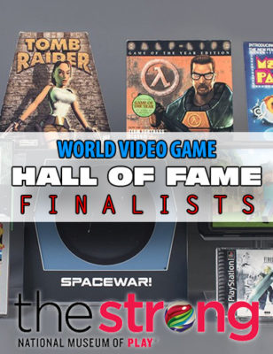 Ecco i nominati di quest'anno per la World Video Game Hall of Fame