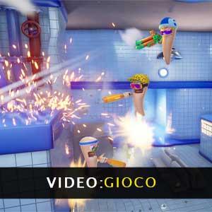 Worms Rumble Videogiochi