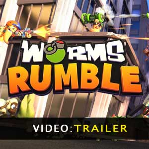 Worms Rumble Video Trailer