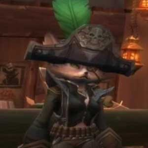 WoW Battle for Azeroth Expansion nave pirata