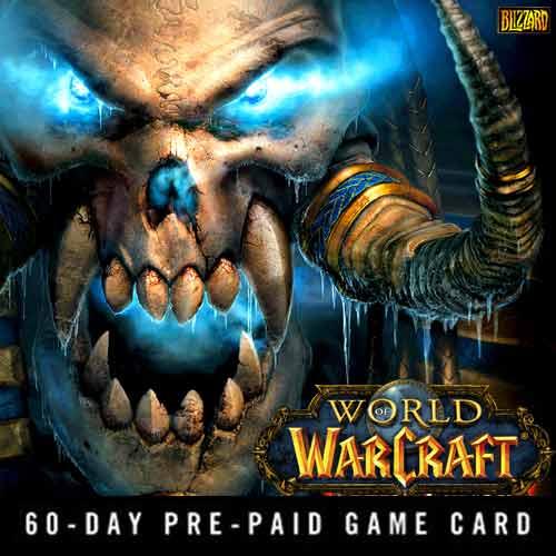 Acquista Gamecard Code World Of Warcraft 60 Giorni Confronta Prezzi