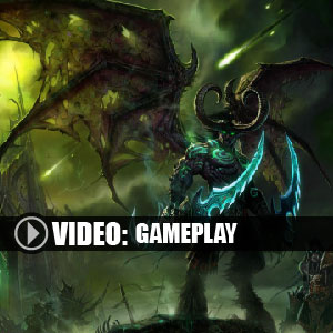 WoW Legion Gameplay Video
