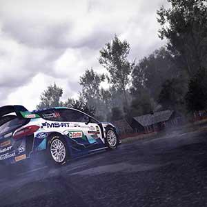 WRC 10 FIA World Rally Championship Deriva