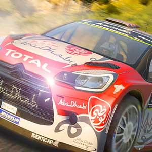 WRC 6 Abu Dhabi Auto da corsa