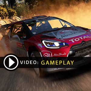 WRC 6 Gameplay Video