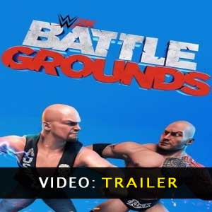WWE 2K Battlegrounds trailer video