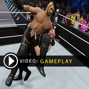 WWE 2K16 Gameplay Video