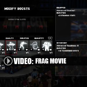 WWE 2K18 film di frag