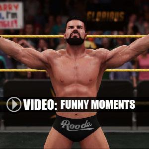 WWE 2K18 Momenti divertenti
