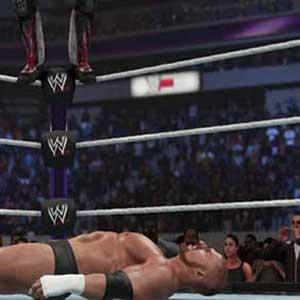 autentico gameplay WWE
