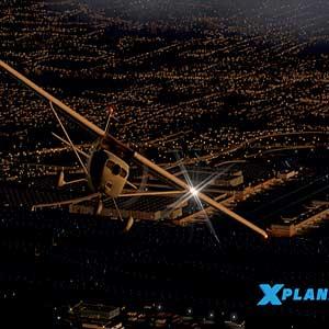 simulazione di volo realistica