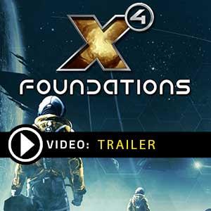 Acquistare X4 Foundations CD Key Confrontare Prezzi