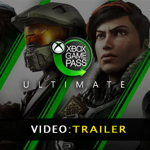 Xbox Game Pass Ultimate Trailer