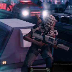 XCOM 2 Arma da fuoco