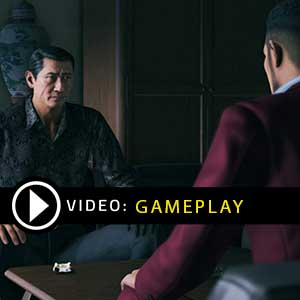 Yakuza come un video di gioco del Drago