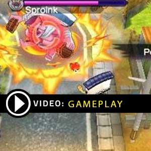 YO-KAI WATCH Blasters White Dog Squad Nintendo 3DS Gameplay Video