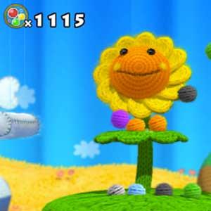 Yoshis Woolly World Nintendo Wii U Fiore